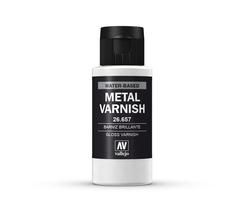 METAL COLOR VARNISH 657-60ML.