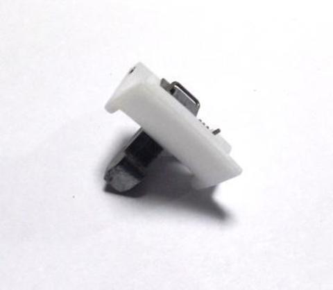 Крючок люка с держателем, Bosch 173251,зам 181984, 634207
