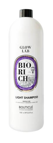 Шампунь для поддержания объёма для волос всех типов - Bouticle Biorich Light Shampoo 1000 мл