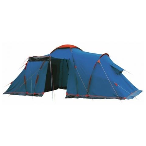 Кемпинговая палатка Sol Castle 4 (синий)