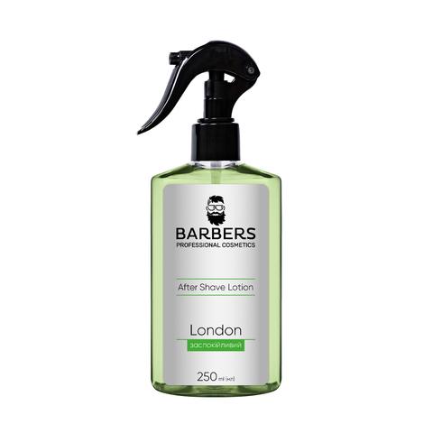 Заспокійливий лосьйон після гоління Barbers London 250 мл (1)