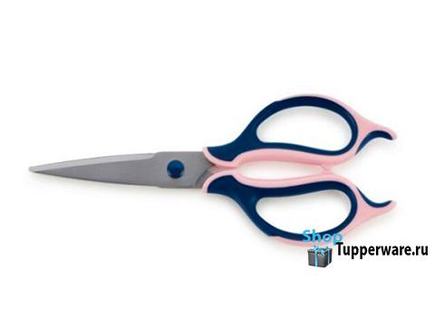 Ножницы Диско в розовом цвете