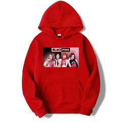 Black Pink sweatshirt 6