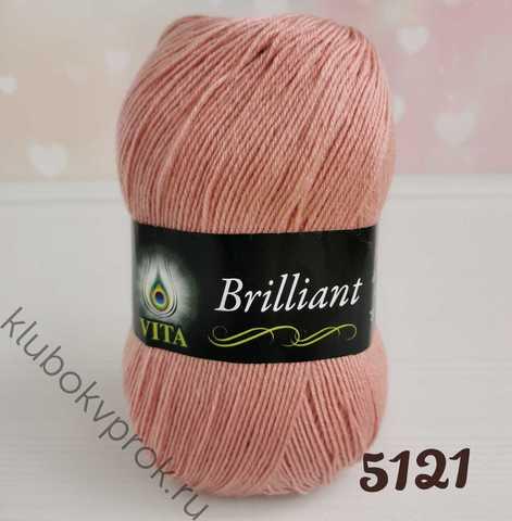 VITA BRILLIANT 5121, Розовый зефир