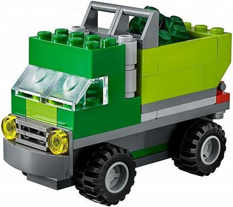 LEGO Classic: Набор для творчества 10704 — Creative Box — Лего Классик