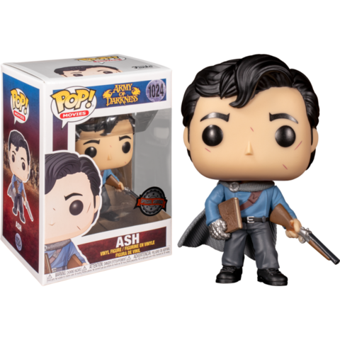 Ash Williams Funko Pop! Special Edition || Армия Тьмы. Эш