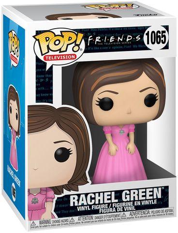 Rachel Green (Friends) Funko Pop! || Рэйчел в розовом платье