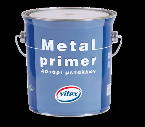 Грунтовка на растворителе на базе твердых быстросохнущих алкидных смол. METAL Primer