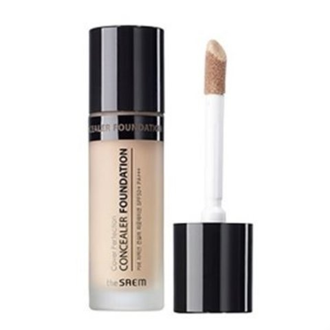 THE SAEM Cover P Консилер 01 Cover Perfection Concealer Foundation 01 38гр