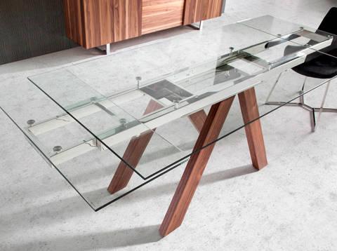 Раскладной обеденный стол DT810
