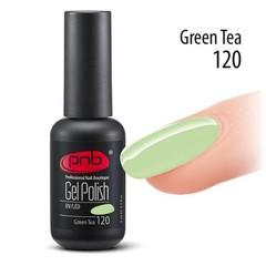 Гель-лак PNB №120 Green Tea, 8 мл