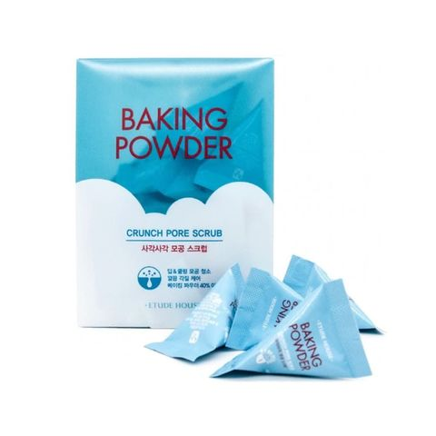 ЭХ Baking Powder Скраб для лица BAKING POWDER CRUNCH PORE SCRUB 7гр*24