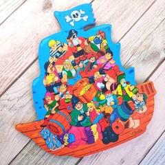 Пазл Пираты ToySib 01087