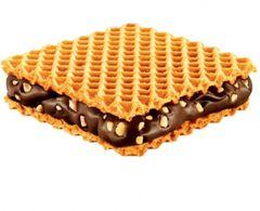 Вафли Hanuta c шоколадом и орехами 44 гр