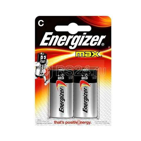 Э/п Energizer LR14 MAX BL2