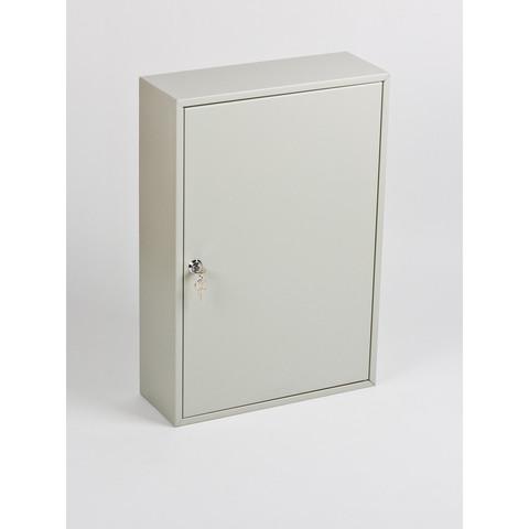 Шкаф для ключей Office-Force 20087 серый (на 150 ключей, металл)