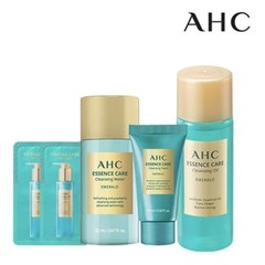 AHC Essence care cleansing trial kit
