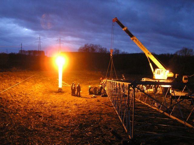 Световая башня ELG (Т5-7) 600S 2,2GX с генератором