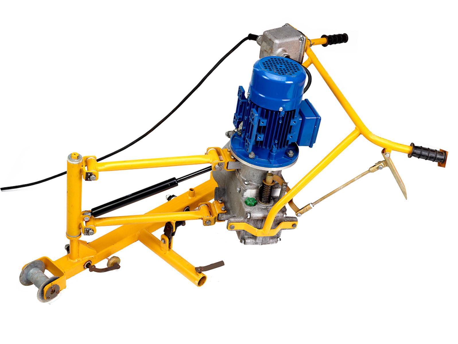 Шуруповерт путевой ШВ3 (аналог ШВ2М)