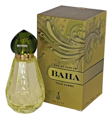 ПРОБНИК 2мл от BAHA / Баха 100мл