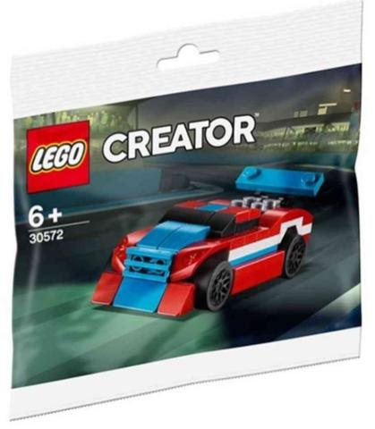 LEGO Creator: Гоночный автомобиль 30572 — Race Car — Лего Креатор Создатель