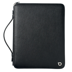 Конференц-папка A5 Hugo Boss Tradition Black