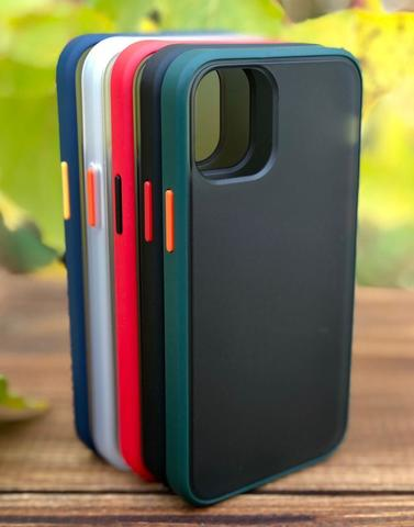 Чехол iPhone 12 Pro /6,1''/ iPaky Cucoloris /blue/