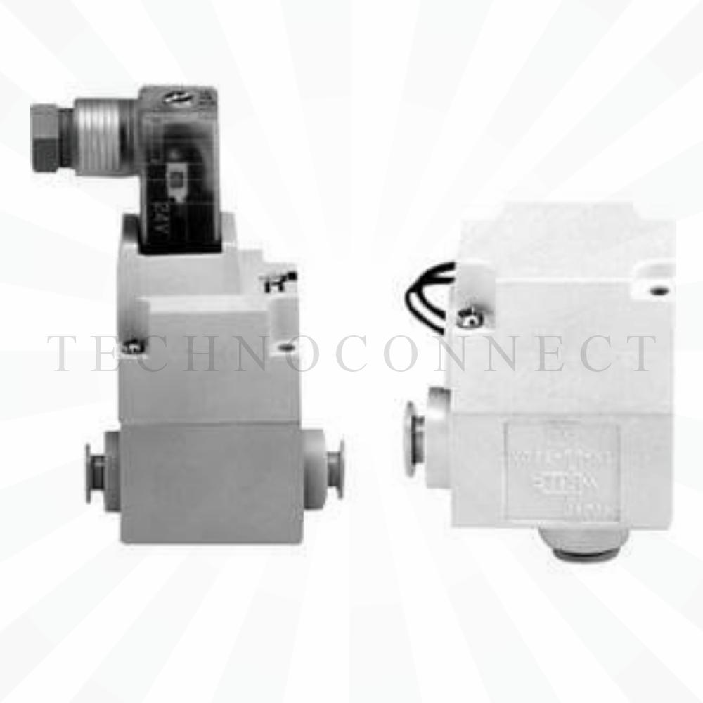 VQ21A1-5YO-C8-Q   2/2-Пневмораспределитель, б/р 8, 24VDC