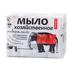 Мыло хозяйственное 72% в упаковке 4 шт по 100 г