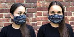 Многоразовая хлопковая маска для лица
