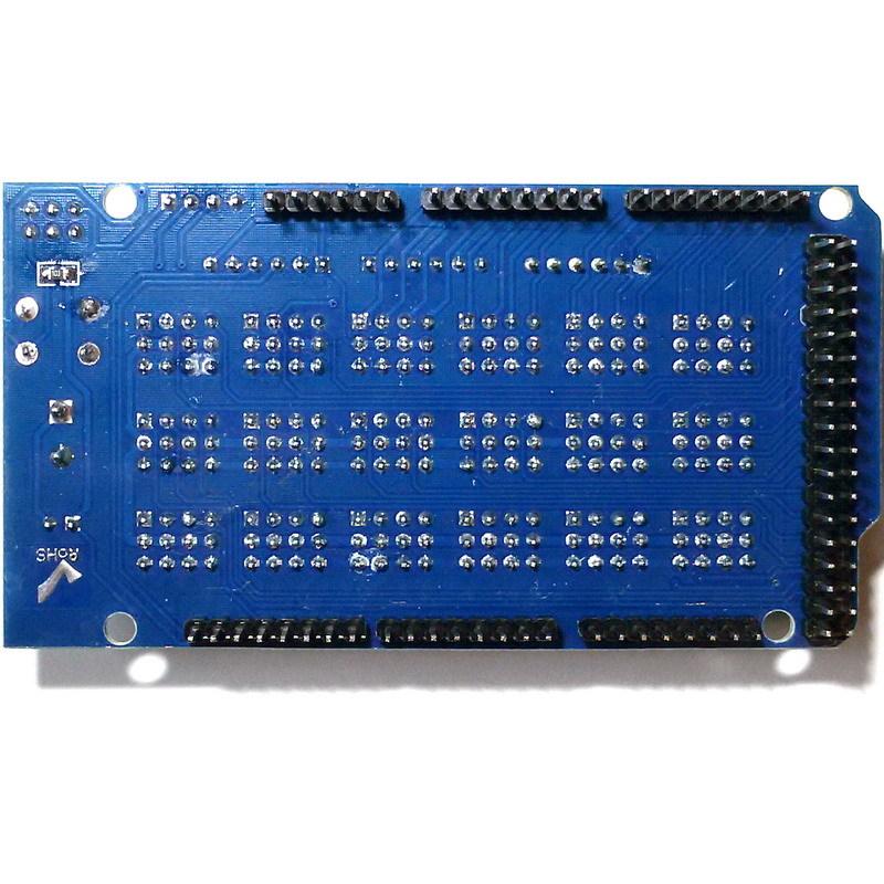Плата расширения Arduino MEGA Sensor Shield 2.0