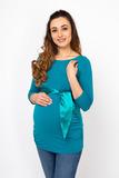 Блузка для беременных 01200 розовый