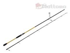 Спиннинг Mottomo Atom MTMS-762ML 228см/4-18g