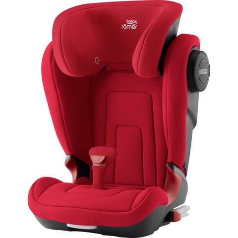 Автокресло Britax Roemer KidFix 2 S Fire Red