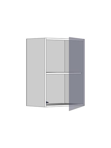 Верхний шкаф c полкой, 600Х450 мм / PushToOpen