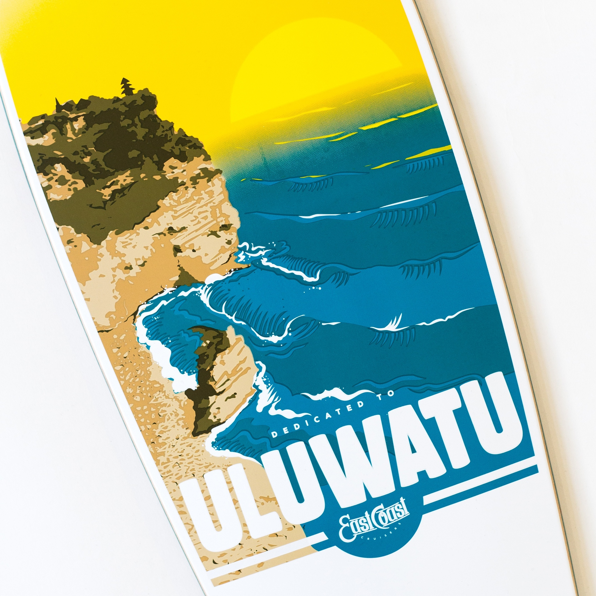 Лонгборд Eastcoast Uluwatu 36.5