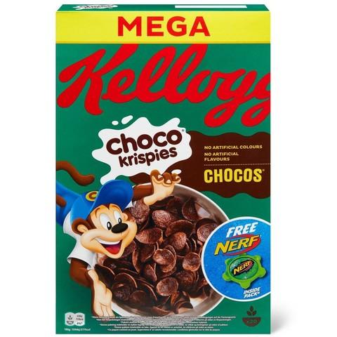 Готовый завтрак Kellogg's choco krispies 700 гр