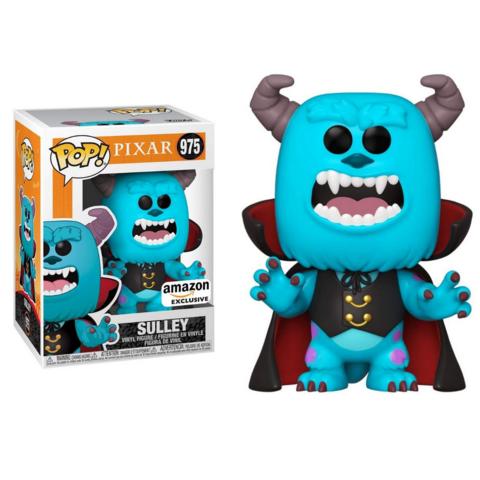 Фигурка Funko Pop! Disney: Monsters University - Sulley (Excl. to Amazon)