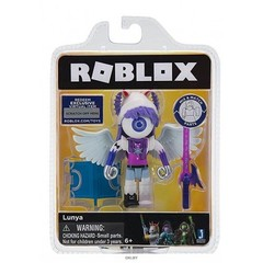 Игровая коллекционная фигурка Jazwares Roblox Core Figures Lunya W3