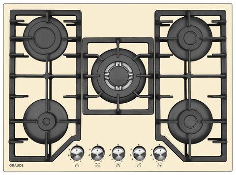 Газовая варочная панель Graude GS 70.1 C