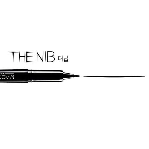 Macqueen NY Tattoo-Ink pen liner The  Nib