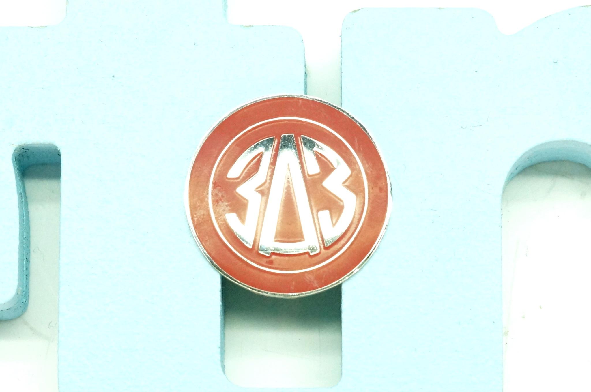 Значок эмблема руля ЗАЗ 965