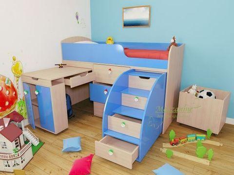 Кровать Малыш
