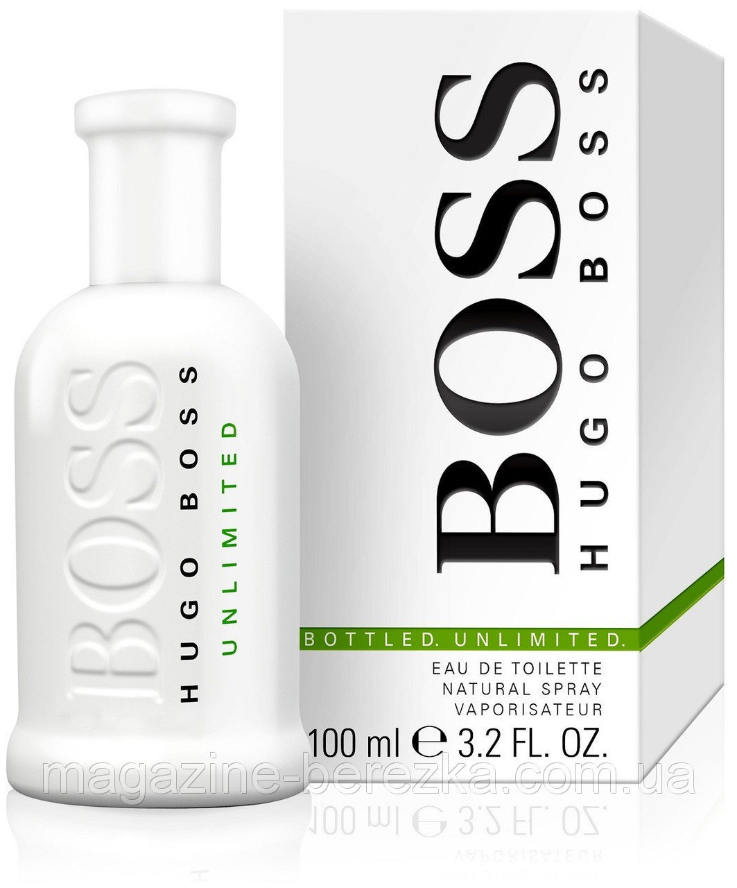 Hugo Boss Bottled Unlimited EDT