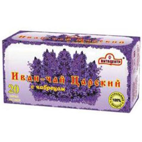 Иван-чай Царский с чабрецом (20 фильтр-пакетов) Витацентр, 40г