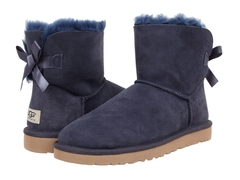 UGG Bailey Bow Mini Navy