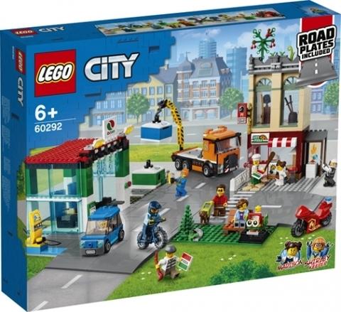Lego konstruktor City Town Center