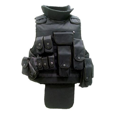 Жилет  пулезащитный «Модуль-5М» комплектация «Спецназ»