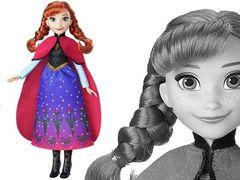 Анна Холодное сердце, Северное сияние в магазине Магия кукол