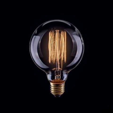 Ретро лампа Эдисон G95